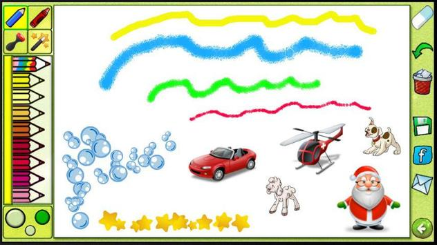 learn coloring kids paint apk screenshot - Kids Paint Download