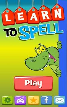 Learn to Spell - Free apk screenshot