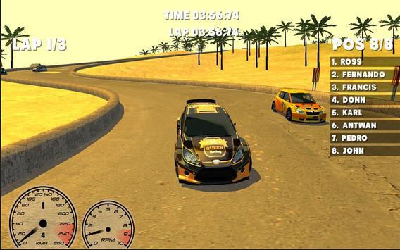 Super Rally Championship apk screenshot