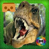 VR T-Rex Simulator icon