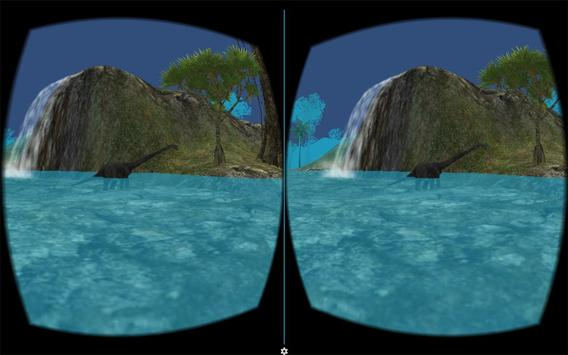 VR T-Rex Simulator poster