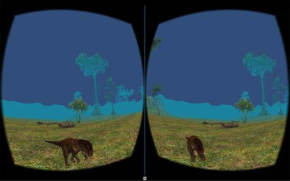 VR T-Rex Simulator apk screenshot