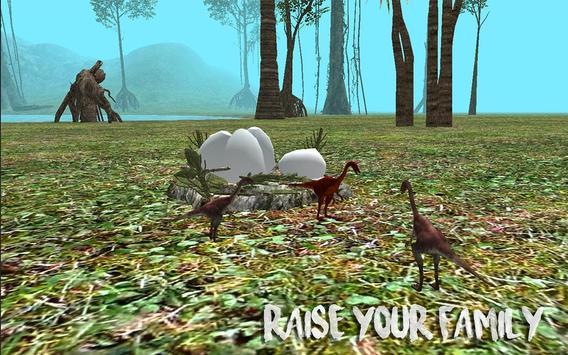 Compsognathus Simulator poster
