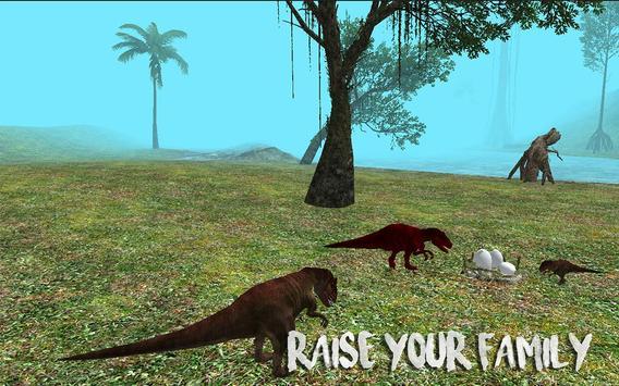 Allosaurus Simulator poster
