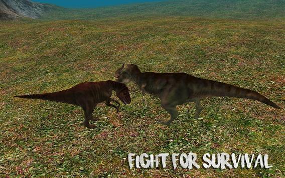 Allosaurus Simulator apk screenshot