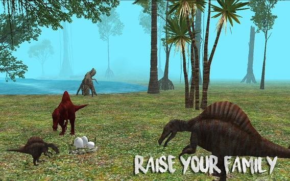 Spinosaurus Simulator poster