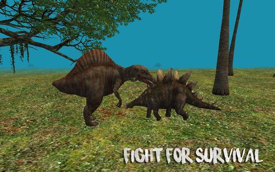 Spinosaurus Simulator apk screenshot