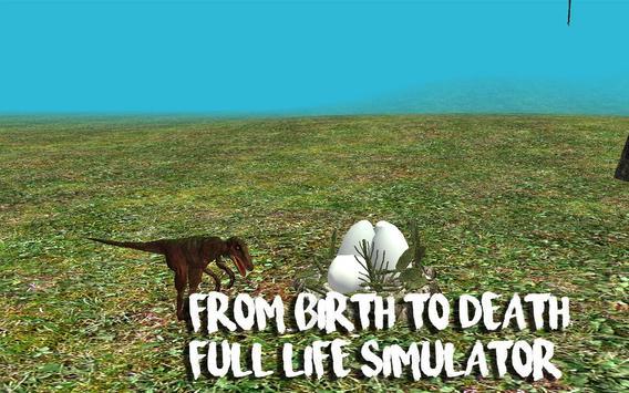 Velociraptor Simulator apk screenshot