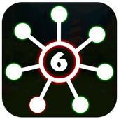 Free 6 Dots icon