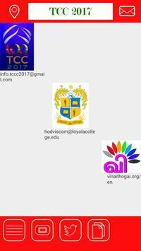 TCCC 2017 apk screenshot