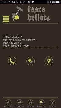 Tasca Bellota apk screenshot