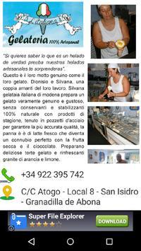 Tenerife Si - Stile Italiano apk screenshot