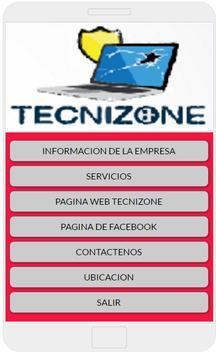 TECNIZONE ECUADOR poster