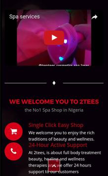 2tees Cosmetics & Spa screenshot 4