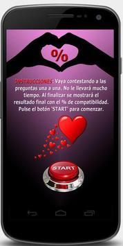 Test de Amor (BROMA-SUSTO) poster