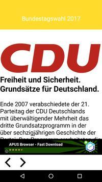 Bundestagswahl 2017-18 apk screenshot