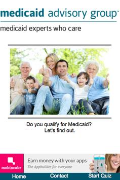 The Medicaid App poster
