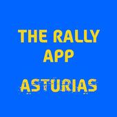 The Rally App - Asturias icon