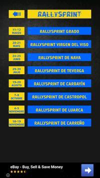 The Rally App - Asturias apk screenshot