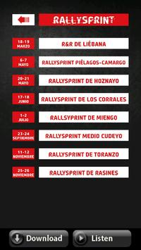The Rally App - Cantabria screenshot 1