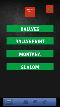 The Rally App - Euskadi poster