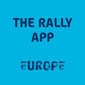 The Rally App - Europe icon