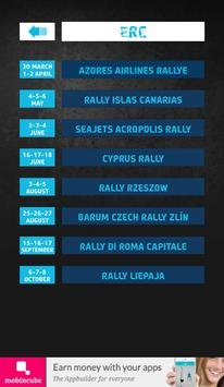 The Rally App - Europe apk screenshot