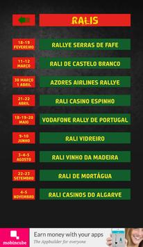 The Rally App - Portugal poster