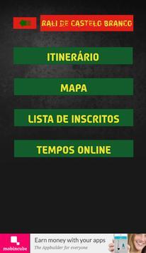 The Rally App - Portugal apk screenshot