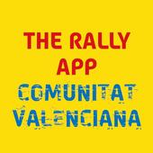 The Rally App - Valencia icon