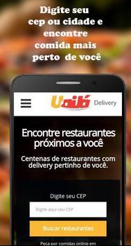 Uaijá - Delivery poster
