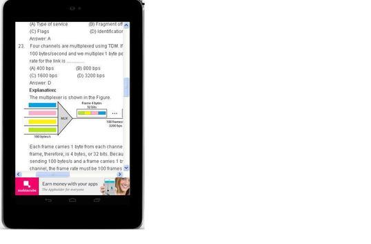 Mission UGC Net Solved Part 2 apk screenshot