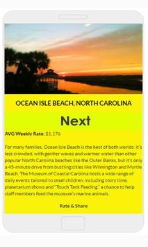 Beach destinations USA screenshot 8