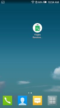 Viajes Baratos Siempre apk screenshot