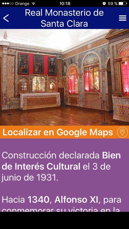 Turismo Tordesillas Descarga APK - Gratis Estilo de vida Aplicación ...