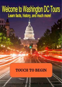 Washington DC Tour Guide - FREE screenshot 2