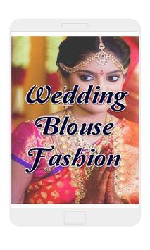 Wedding Blouse Designs poster