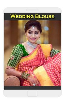 Wedding Blouse Designs apk screenshot