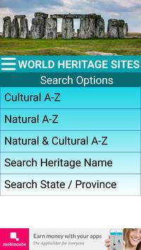 World Heritage Sites apk screenshot