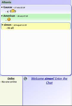 24x7 Chat screenshot 1
