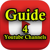 Guide 4 Youtube Channels icon