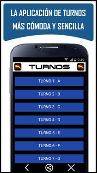 📅 TURNOS screenshot 2