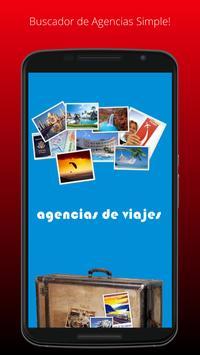 Agencias de Viajes poster