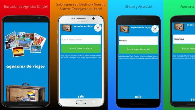 Agencias de Viajes apk screenshot