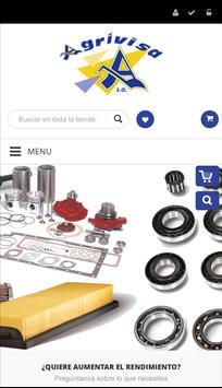 Agrivisa Tienda Online poster