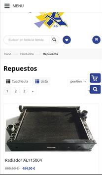 Agrivisa Tienda Online screenshot 2
