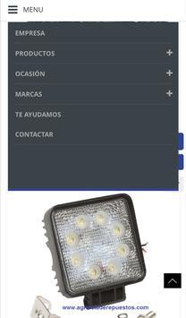 Agrivisa Tienda Online screenshot 4