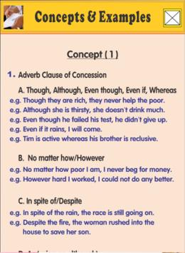 adverb clause exercises screenshot 1