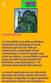 Barcellona Guida apk screenshot