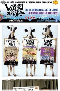 Vaca Pop screenshot 1